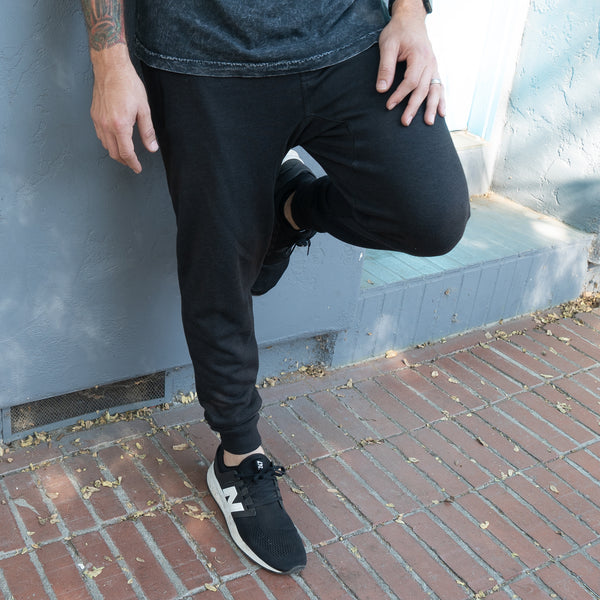 View 2 of J!NX Epic Base Camper Men's Joggers photo. alternate photo.
