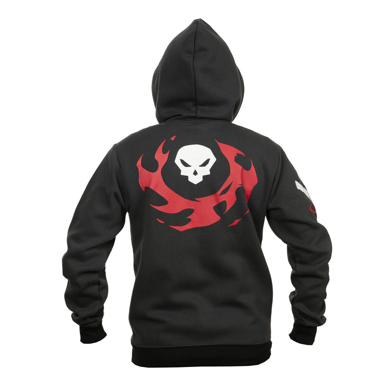 View 2 of Overwatch Ultimate Reaper Zip-Up Hoodie photo.