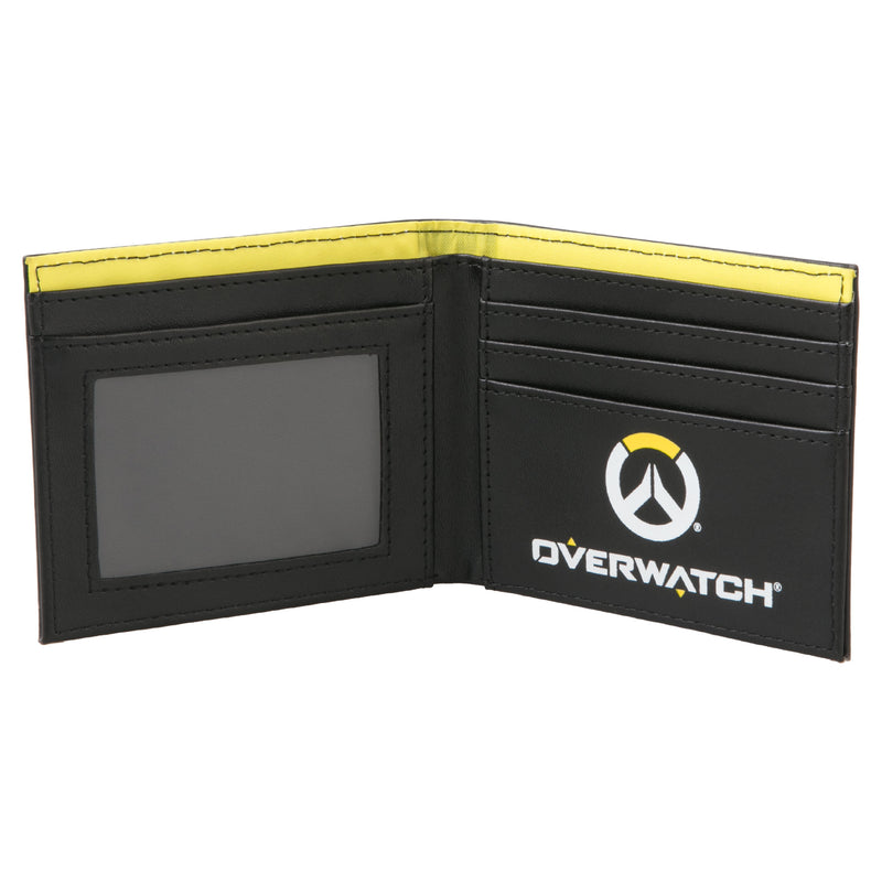 View 3 of Overwatch Mercy Bi-Fold Wallet photo.