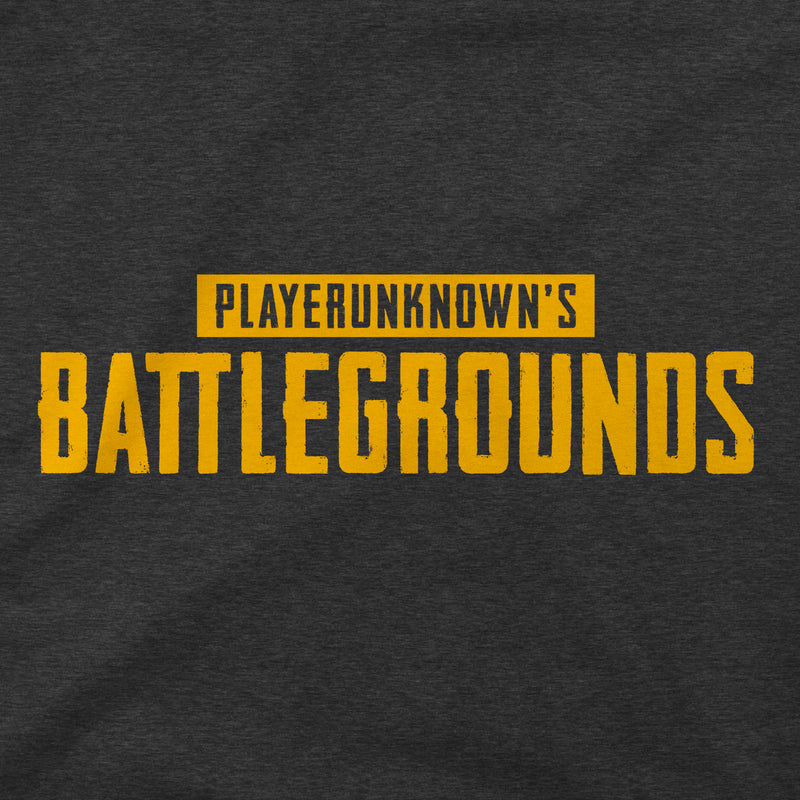 View 2 of PUBG Orange Logo Pocket Tee photo.