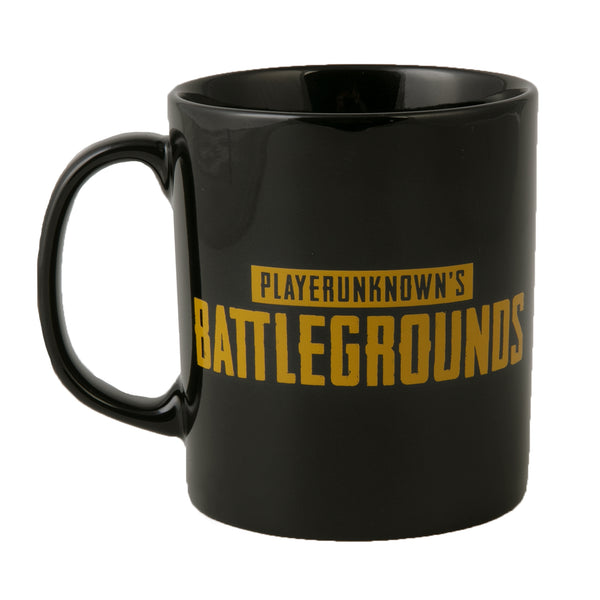 View 2 of PUBG Logo Mug photo. alternate photo.