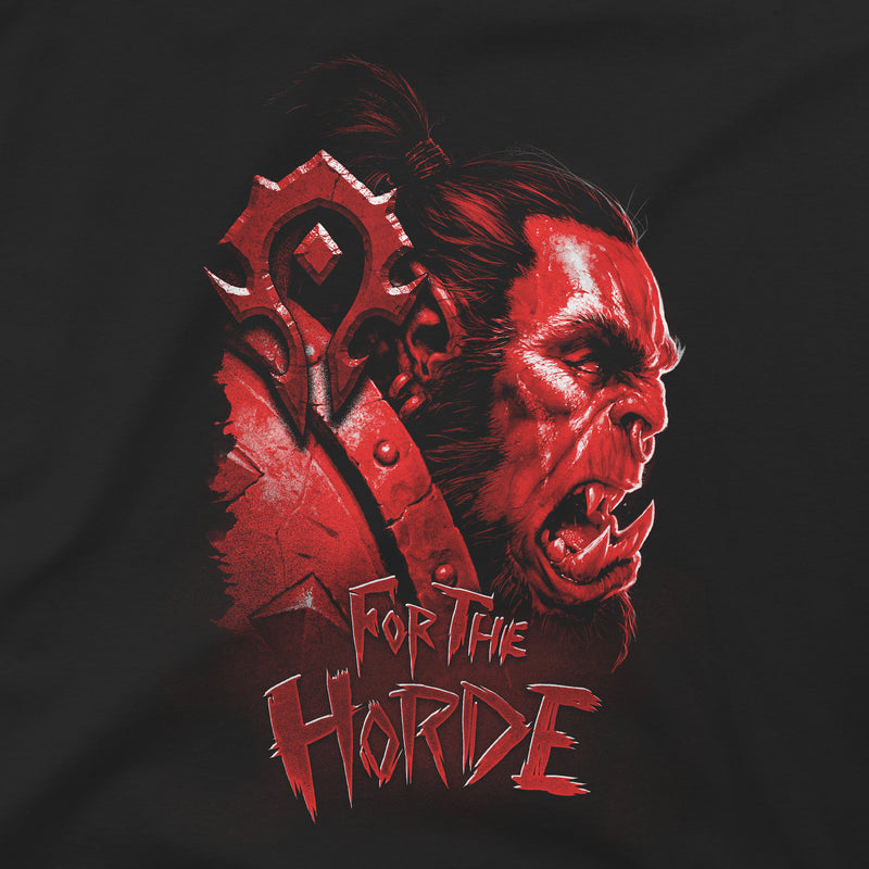 View 2 of World of Warcraft Horde Face Premium Tee photo.