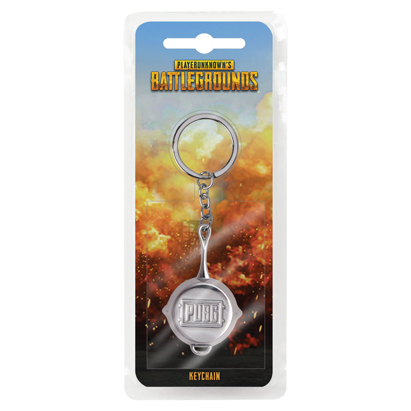 View 3 of PUBG Frying Pan Keychain photo.