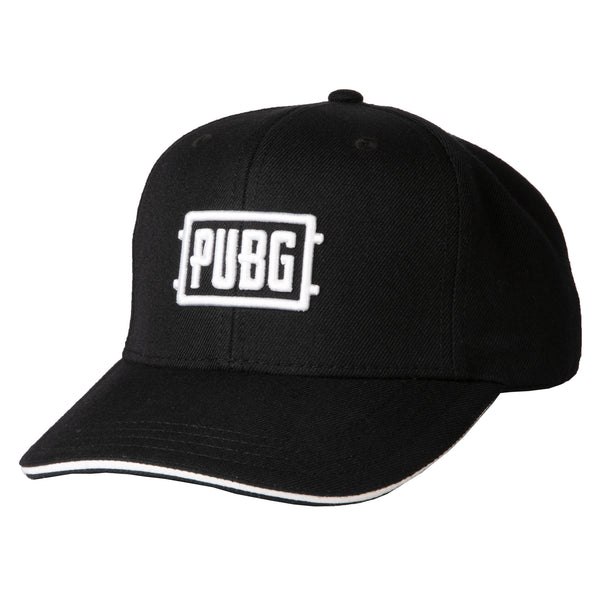 View 1 of PUBG Block Logo Snap Back Hat photo. primary photo.
