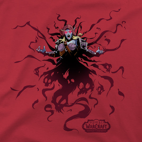 View 2 of World of Warcraft Wraith Premium Tee photo. alternate photo.