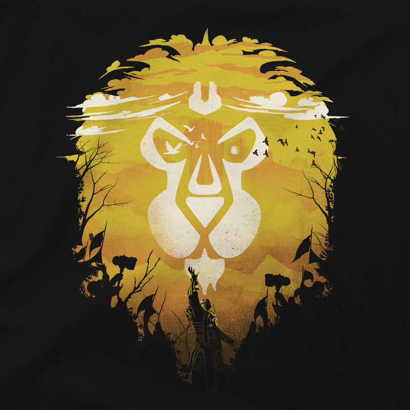 View 2 of World of Warcraft Son of Light Premium Tee photo.