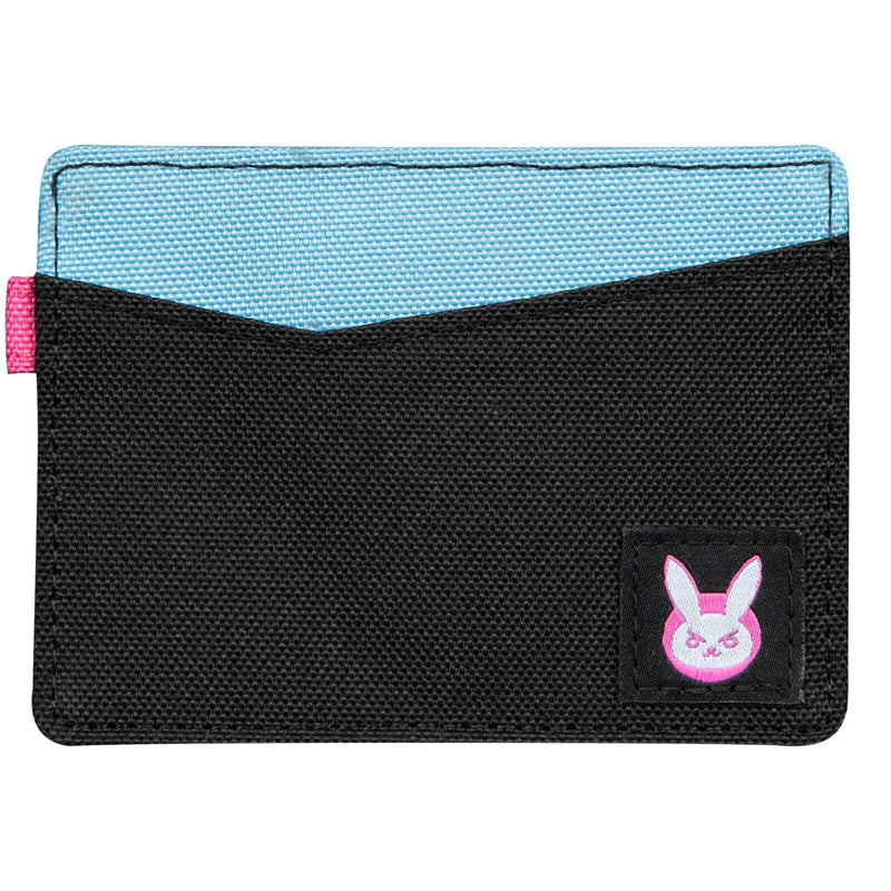 View 1 of Overwatch D.Va Travel Card Wallet photo.