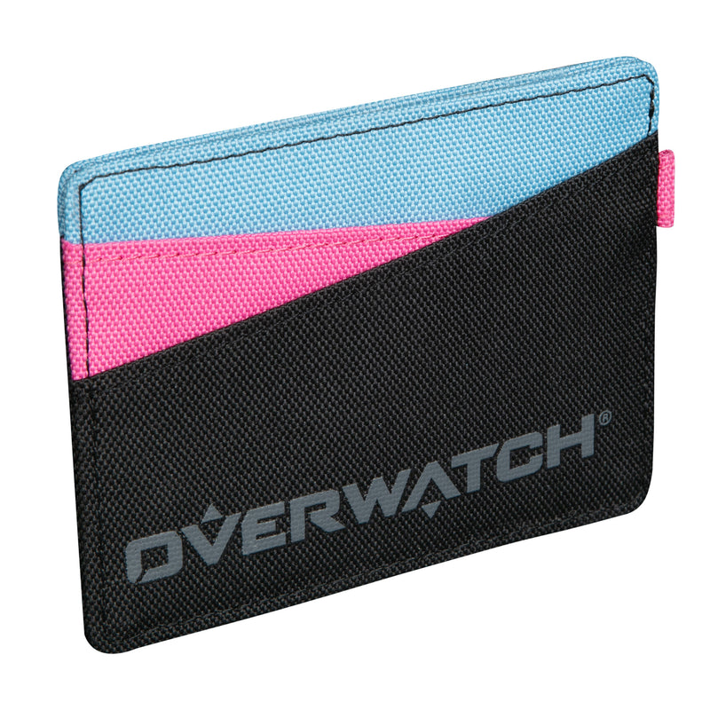 View 2 of Overwatch D.Va Travel Card Wallet photo.
