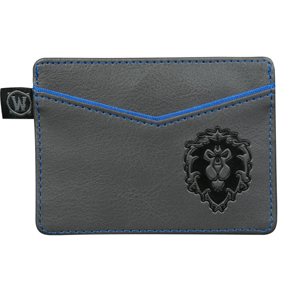 View 1 of World of Warcraft Alliance Travel Card Wallet photo. primary photo.