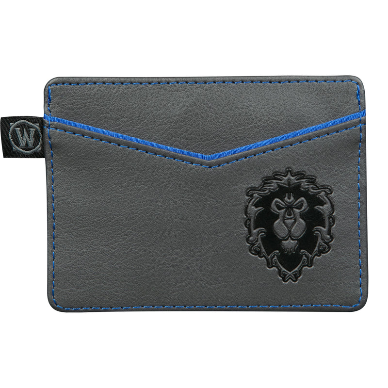 View 1 of World of Warcraft Alliance Travel Card Wallet photo.