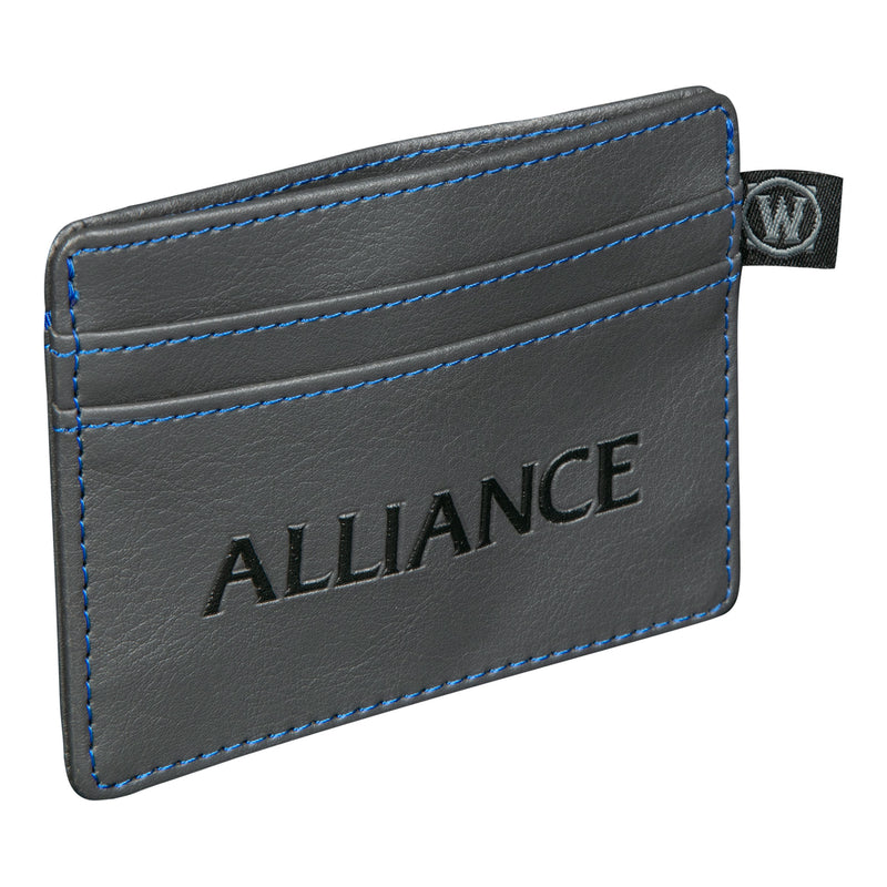 View 2 of World of Warcraft Alliance Travel Card Wallet photo.