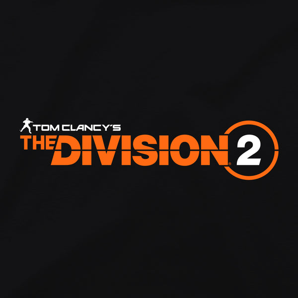 View 2 of The Division 2 TCD2 Logo Premium Tee photo. alternate photo.
