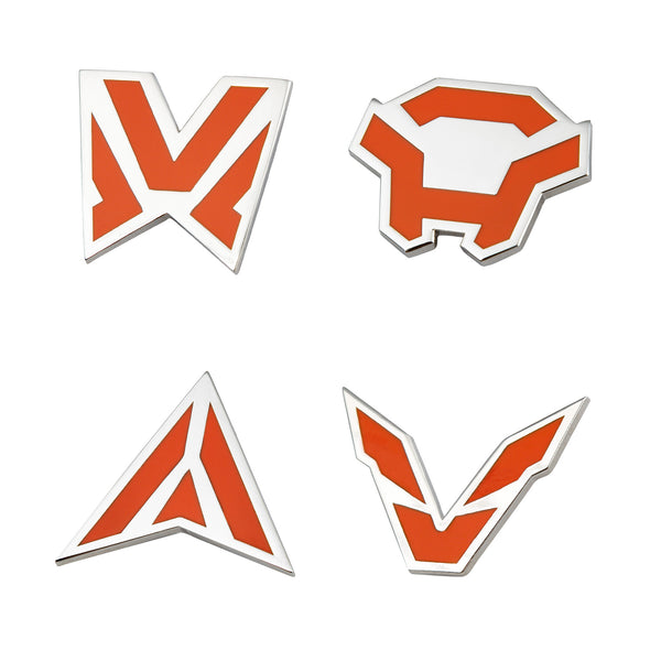 View 1 of Anthem Javelin Icons Pin Set photo. primary photo.