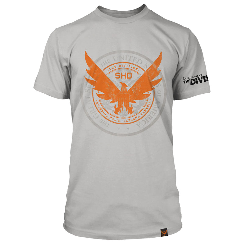 View 1 of The Division 2 Seal Premium Tee photo.