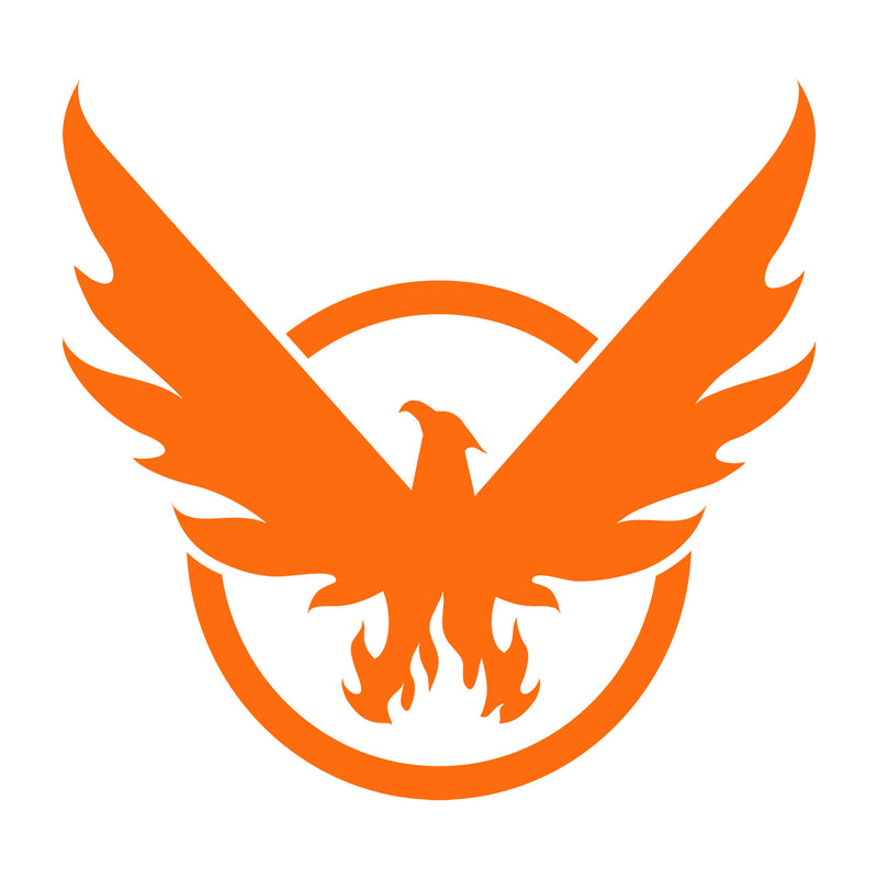 View 1 of The Division 2 Phoenix on Board Decal photo.