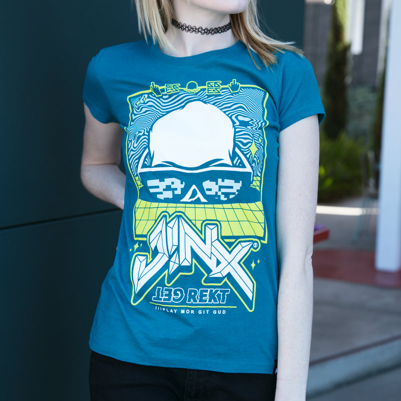 View 2 of J!NX Void Women's Tee photo.