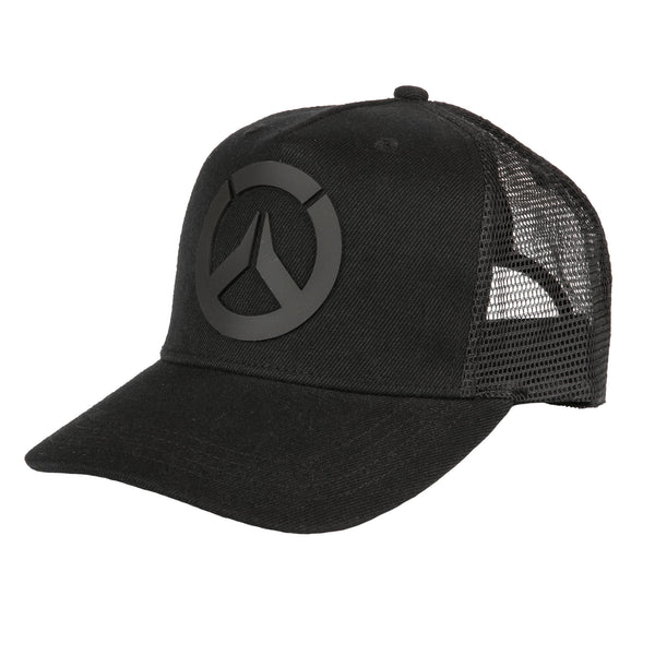 View 1 of Overwatch Blackout Trucker Hat photo. primary photo.