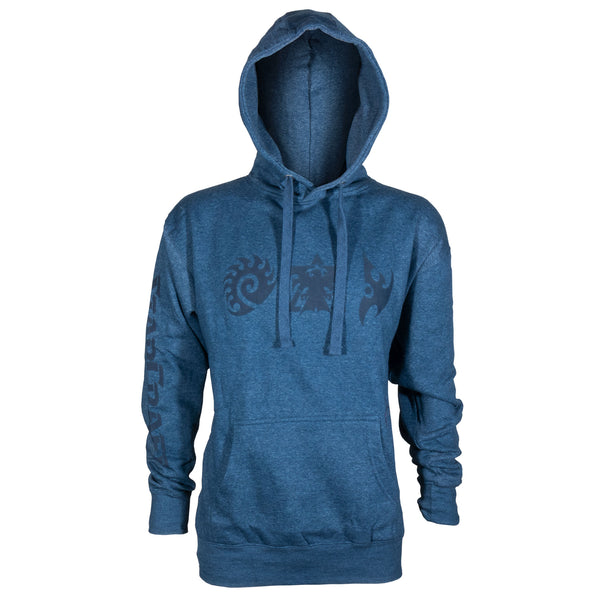 View 1 of Starcraft Factions United Pullover Hoodie photo. primary photo.