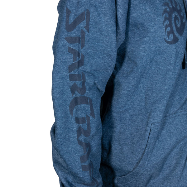 View 2 of Starcraft Factions United Pullover Hoodie photo. alternate photo.