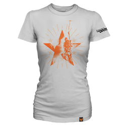 View 1 of The Division 2 Signal Badge Women's Tee photo.