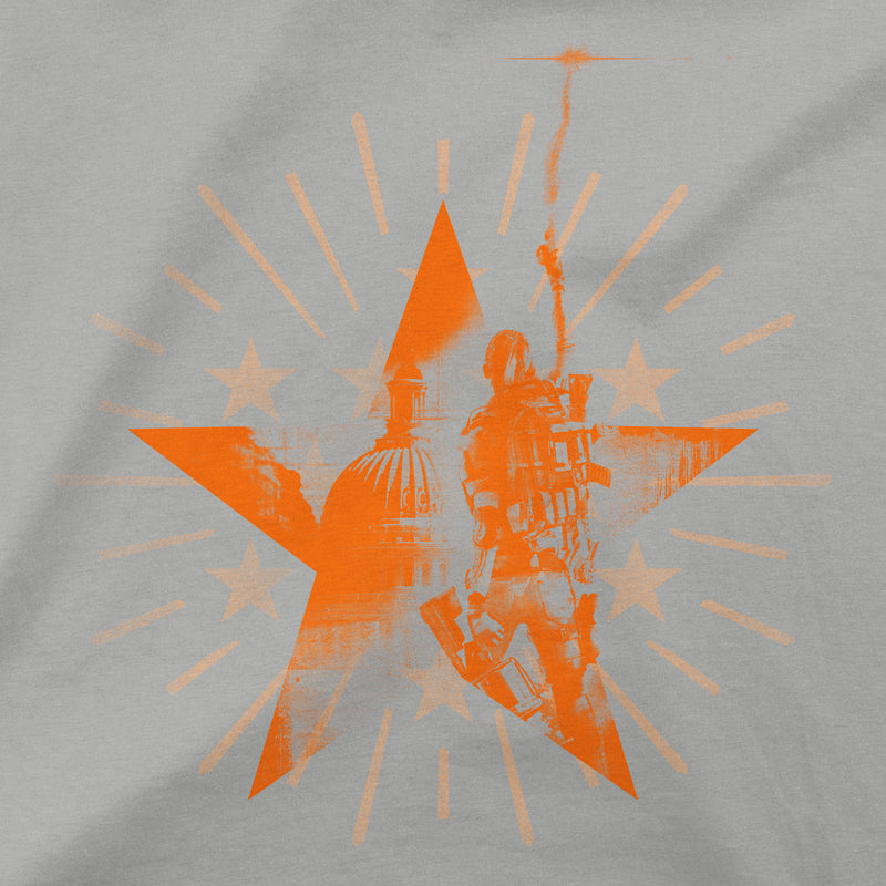 View 2 of The Division 2 Signal Badge Women's Tee photo.