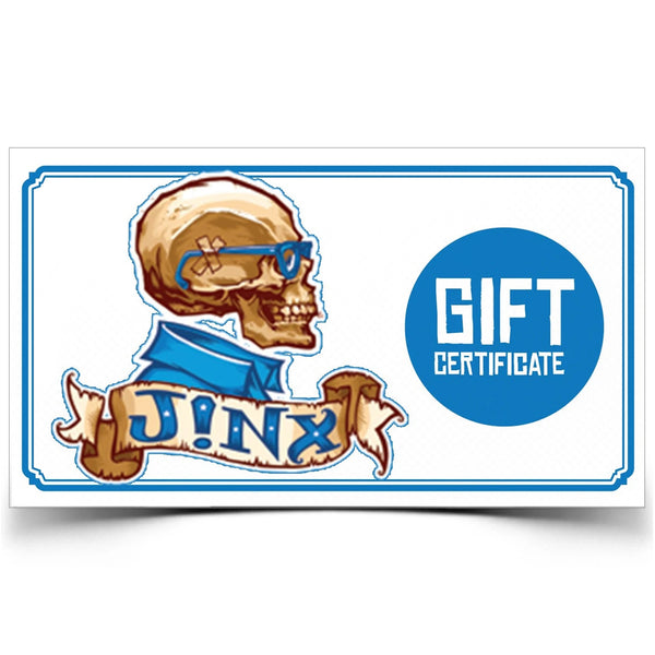 J!NX Gift Card primary photo.