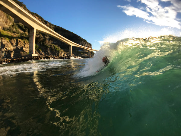 Under the Bridge - A Photo Essay