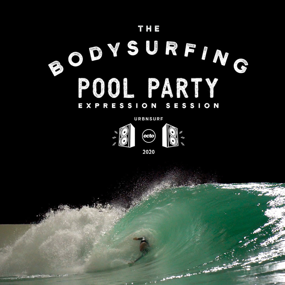 THE ECTO BODYSURFING POOL PARTY EXPRESSION SESSION - URBNSURF MELBOURNE