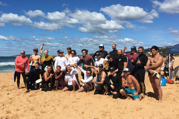 Whomp Off Australia 2017 - Bodysurfing Teams Competition