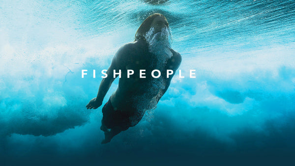 FISH PEOPLE - Keith Malloy's new documentary available on iTunes now!