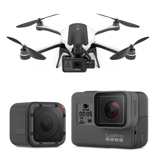 The best yet! GoPro HERO 5 + Karma Drone - Release Dates, Specs and more!
