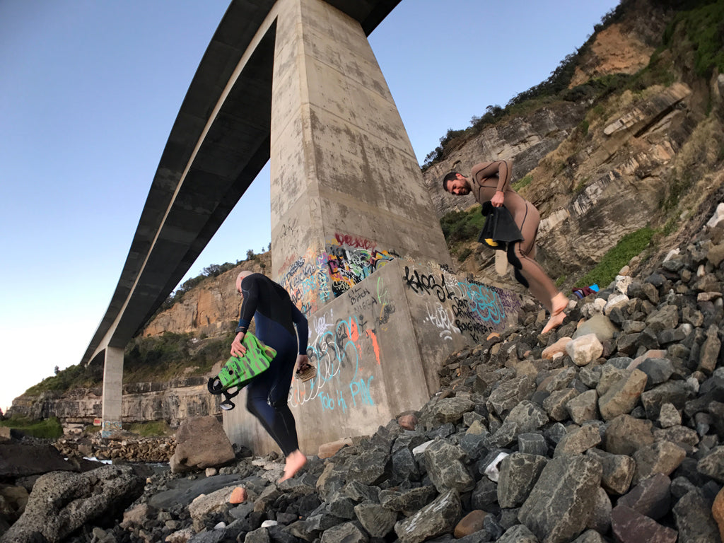 ecto-handplanes-sea-cliff-bridge-surf-bodysurfing-spot-track-walk-handplane-clifton-1024