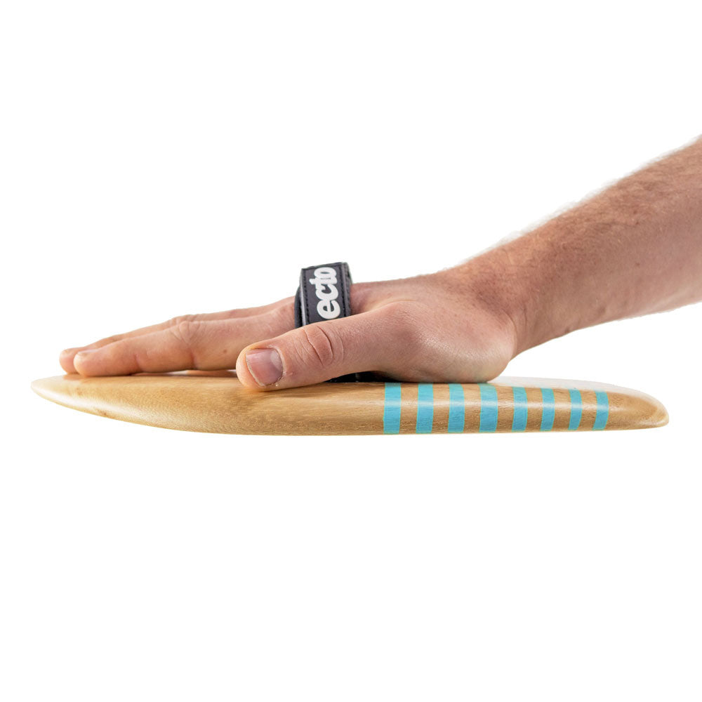 Ecto Bodysurfing Handplanes - AR—2 All Rounder 2.0 (Chill Blue)