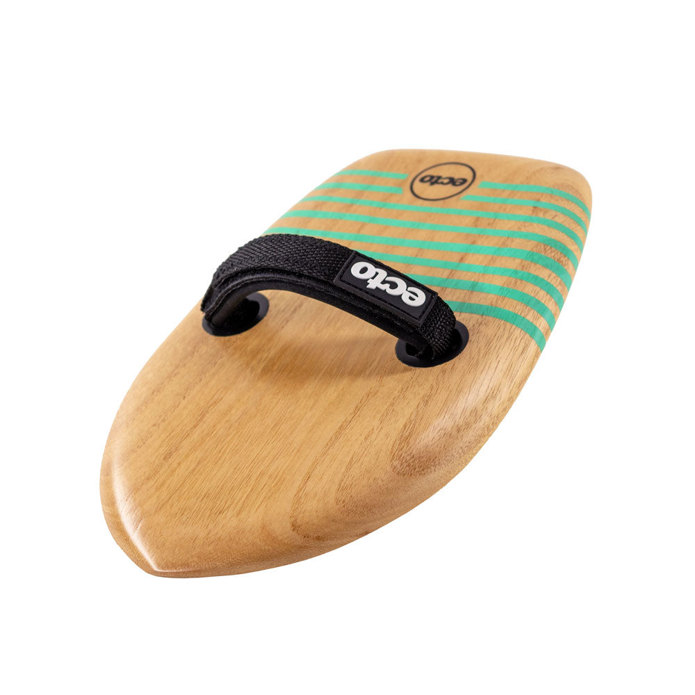 Ecto Bodysurfing Handplanes - AR—2 All Rounder 2.0 (Turquoise Green) - FREE SHIPPING (AUS)