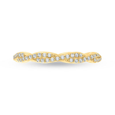 Diamond Twisted Band
