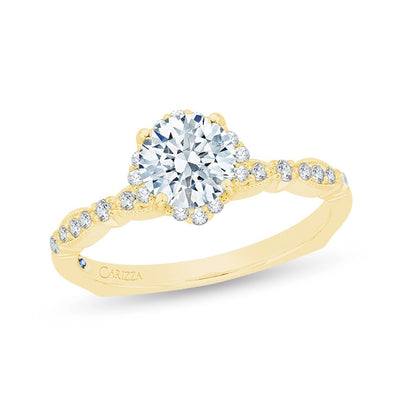 Diamond Vintage Engagement rings