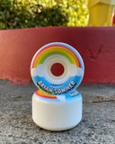 "Embrace Brian Sumner Pro ""RAINBOW"" 54mm - 100A conical"