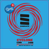 "Embrace team ""CYCLONE"" Classic Street - 101A duro 52mm blue"