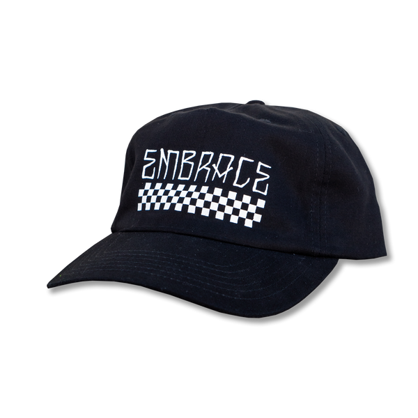"Embrace ""CHECKERS"" dad cap"