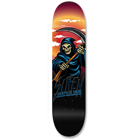 "Siren Death is Dead Series ""REAPER"" - Siren Skate Shop"