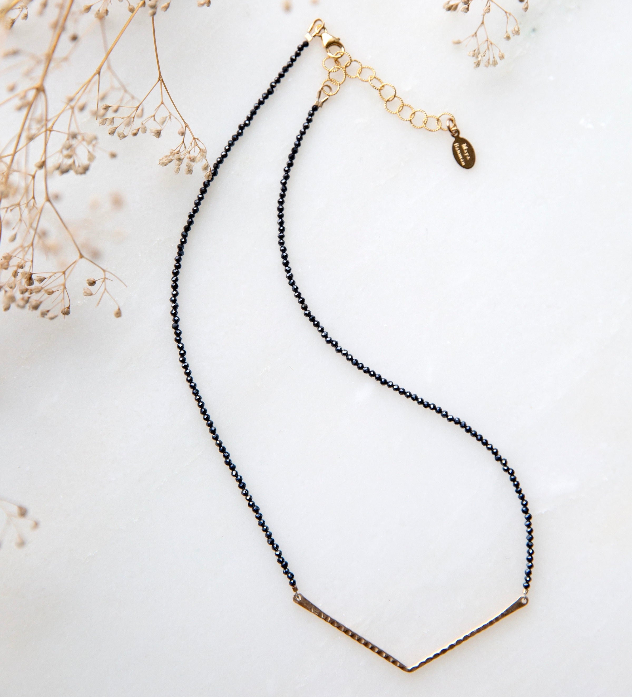 V Lux necklace