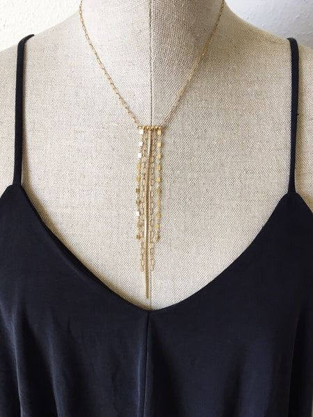 Sexy chain necklace