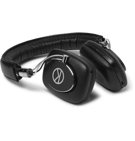 '+ Bowers & Wilkins P5W Leather-Covered Wireless Headphones