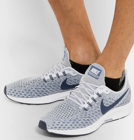 Air Zoom Pegasus 35 Mesh Running Sneakers
