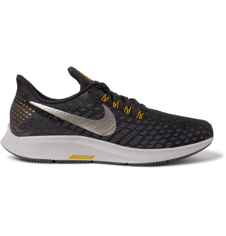 Nike Air Zoom Pegasus 35 Mesh Running Sneakers
