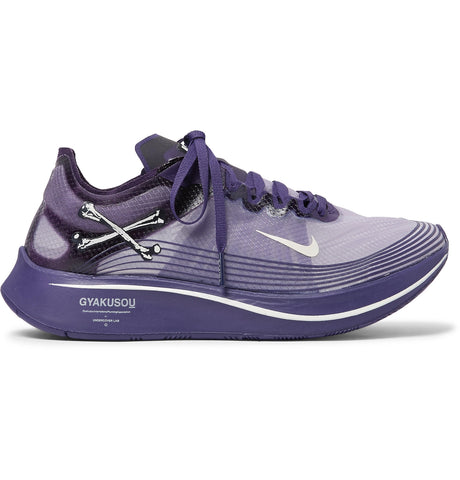 '+ GYAKUSOU Zoom Fly SP Ripstop Sneakers
