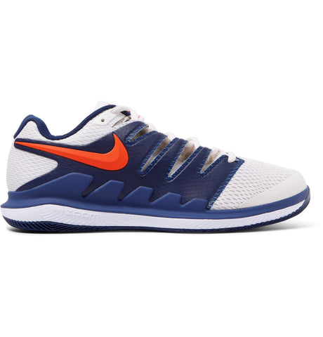 Air Zoom Vapor X Mesh and Rubber Tennis Sneakers