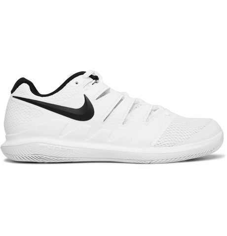 Air Zoom Vapor X HC Rubber and Mesh Tennis Sneakers