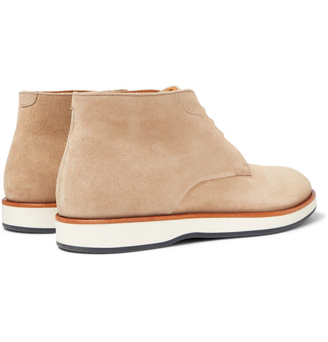 Oracle Suede Desert Boots