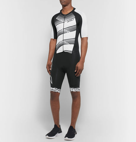 Compression Cycling Trisuit